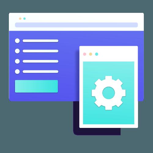 Automatización header inicio